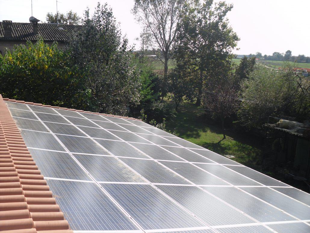 Imp.FV 16,5 kWp - Ravenna -